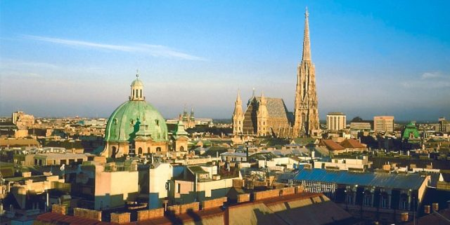 Global Business Hub is Vienna